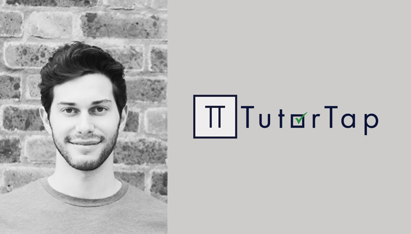 Entrepreneur Feature: James Grant of TutorTap