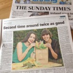 Investee Obeo feature in The Sunday Times